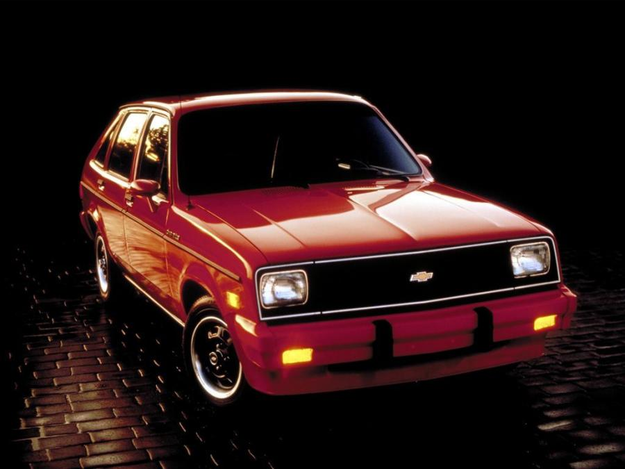 1983 Chevrolet Chevette 5-Door (US)