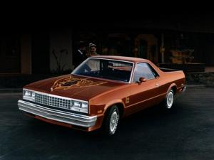 1983 Chevrolet El Camino Royal Knight
