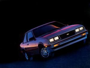 1984 Chevrolet Cavalier Coupe