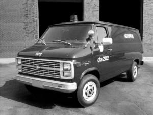 1985 Chevrolet Chevy Van Ambulance