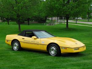 1986 Chevrolet Corvette Convertible Indy 500 Pace Car