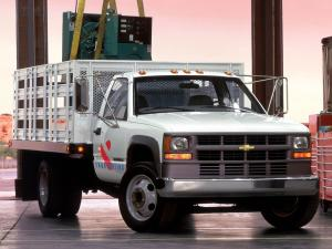 Chevrolet C3500 HD Chassis Cab 1988 года