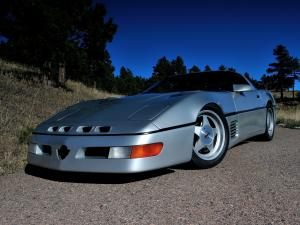 Chevrolet Corvette Twin Turbo Sledgehammer by Callaway 1988 года