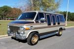 Chevrolet G20 Conversion Van  1988 года