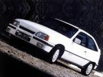 Chevrolet Kadett GS 3-Door 1989 года