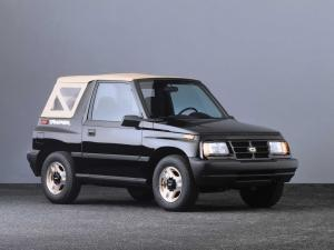 1989 Chevrolet Tracker Convertible