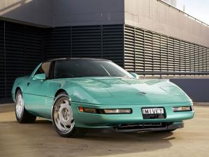Chevrolet Corvette Coupe 1991 года (AU)
