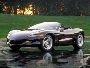 1991 Chevrolet Corvette Stingray III Concept