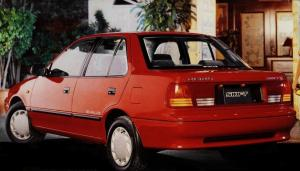 1991 Chevrolet Swift Sedan