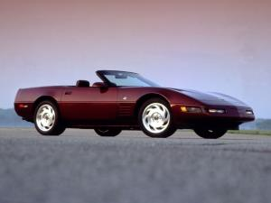 Chevrolet Corvette Convertible 40th Anniversary 1993 года