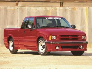 Chevrolet S-10 Extended Cab by Xenon 1994 года