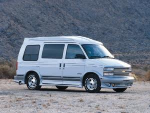 Chevrolet Astro Conversion Van 1995 года