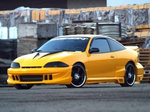 1995 Chevrolet Cavalier Coupe by Xenon