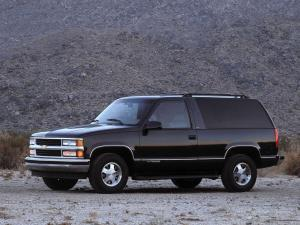 Chevrolet Tahoe 3-Door 1995 года