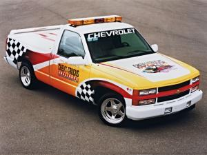 Chevrolet C-K 1500 Regular Cab NASCAR Supertruck Series Pace Truck 1996 года