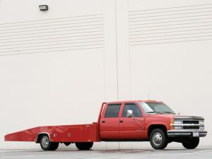 Chevrolet C3500 Car Hauler by Hodges Custom Haulers 1996 года