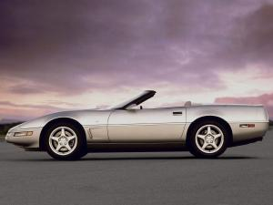 1996 Chevrolet Corvette Convertible Collectors Edition