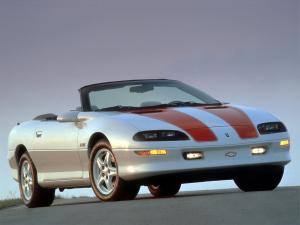 1997 Chevrolet Camaro Z28 Convertible 30th Anniversary