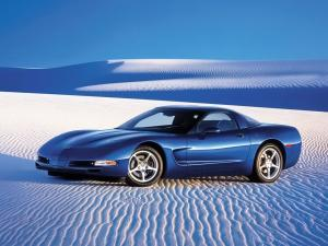 Chevrolet Corvette Coupe 1997 года