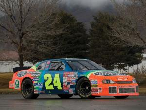 1997 Chevrolet Monte Carlo Winston Cup Racing Car by Jeff Gordon