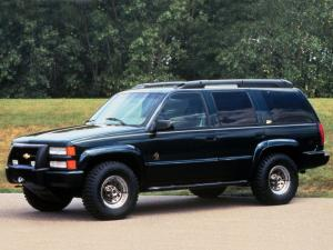 1997 Chevrolet Tahoe Ducks Unlimited