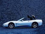 Chevrolet Corvette Convertible 1998 года (EU)