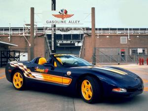 1998 Chevrolet Corvette Convertible Indy 500 Pace Car