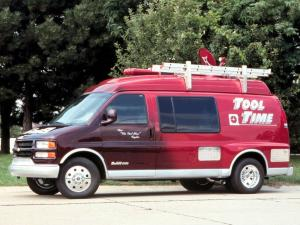 1998 Chevrolet Express Tool Time Van Concept