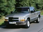 Chevrolet S-10 Extended Cab 1998 года