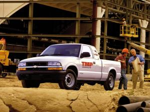 1998 Chevrolet S-10 Extended Cab