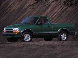 1998 Chevrolet S-10 ZR2 Regular Cab