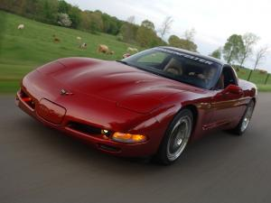 1999 Chevrolet Corvette 427 Twin Turbo by Lingenfelter