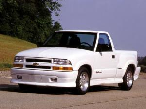 1999 Chevrolet S-10 2WD LS Xtreme Regular Cab