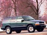 Chevrolet TrailBlazer 1999 года