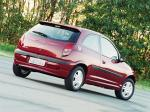 Chevrolet Celta 3-Door 2000 года