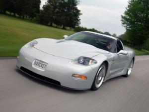 2000 Chevrolet Corvette 427 Twin Turbo Wide Body by Lingenfelter