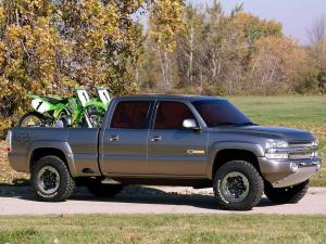 2000 Chevrolet Silverado Concept by Fox Racing