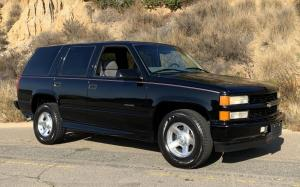 Chevrolet Tahoe Limited (GMT840) '2000