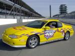 Chevrolet Monte Carlo Brickyard 400 Pace Car 2001 года