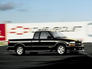 2001 Chevrolet S-10 Xtreme Extended Cab