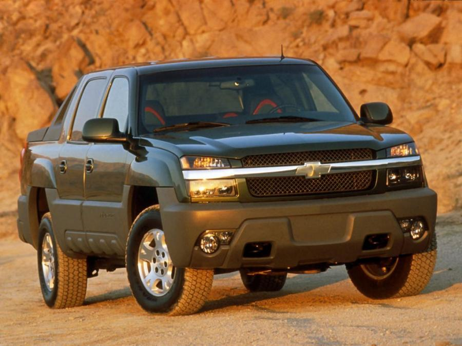 Chevrolet Avalanche North Face Edition
