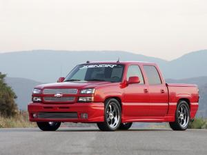 Chevrolet Avalanche by Xenon 2002 года