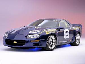 2002 Chevrolet Camaro GM Performance Division Concept