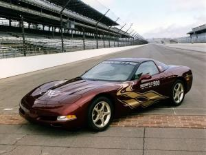 2002 Chevrolet Corvette Coupe 50th Anniversary Indy 500 Pace Car