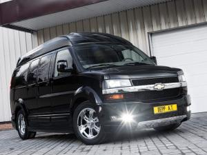 2002 Chevrolet Express Explorer by Depp AT