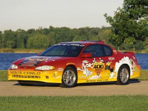 2002 Chevrolet Monte Carlo Looney Tunes Pace Car