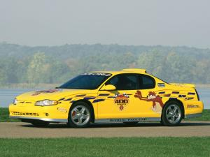 Chevrolet Monte Carlo Winston Cup NASCAR Pace Car 2002 года