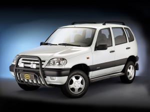 Chevrolet Niva by Cobra Technology 2002 года
