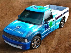 Chevrolet S-10 Gasoline-Fed Fuel Cell Vehicle 2002 года