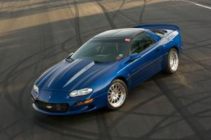 2002 GMMG Chevrolet Camaro 427 Dick Harrell Edition by Berger